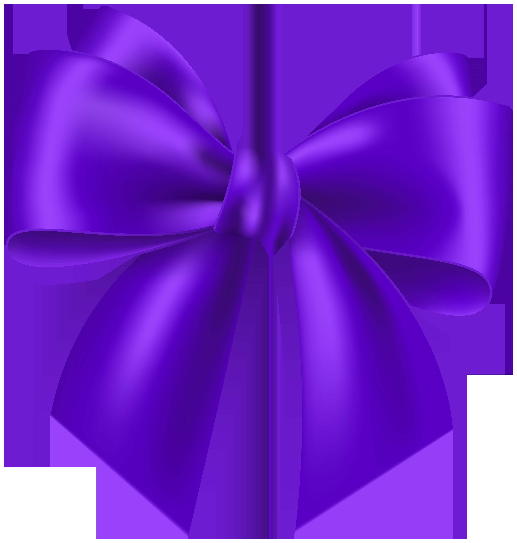 Purple Bow Transparent Clip Art Image Gallery Yopriceville 5714x6000
