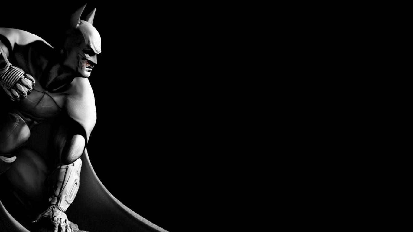 Batman Arkham City wallpaper 1366x768   Fondo hd 1950 1366x768