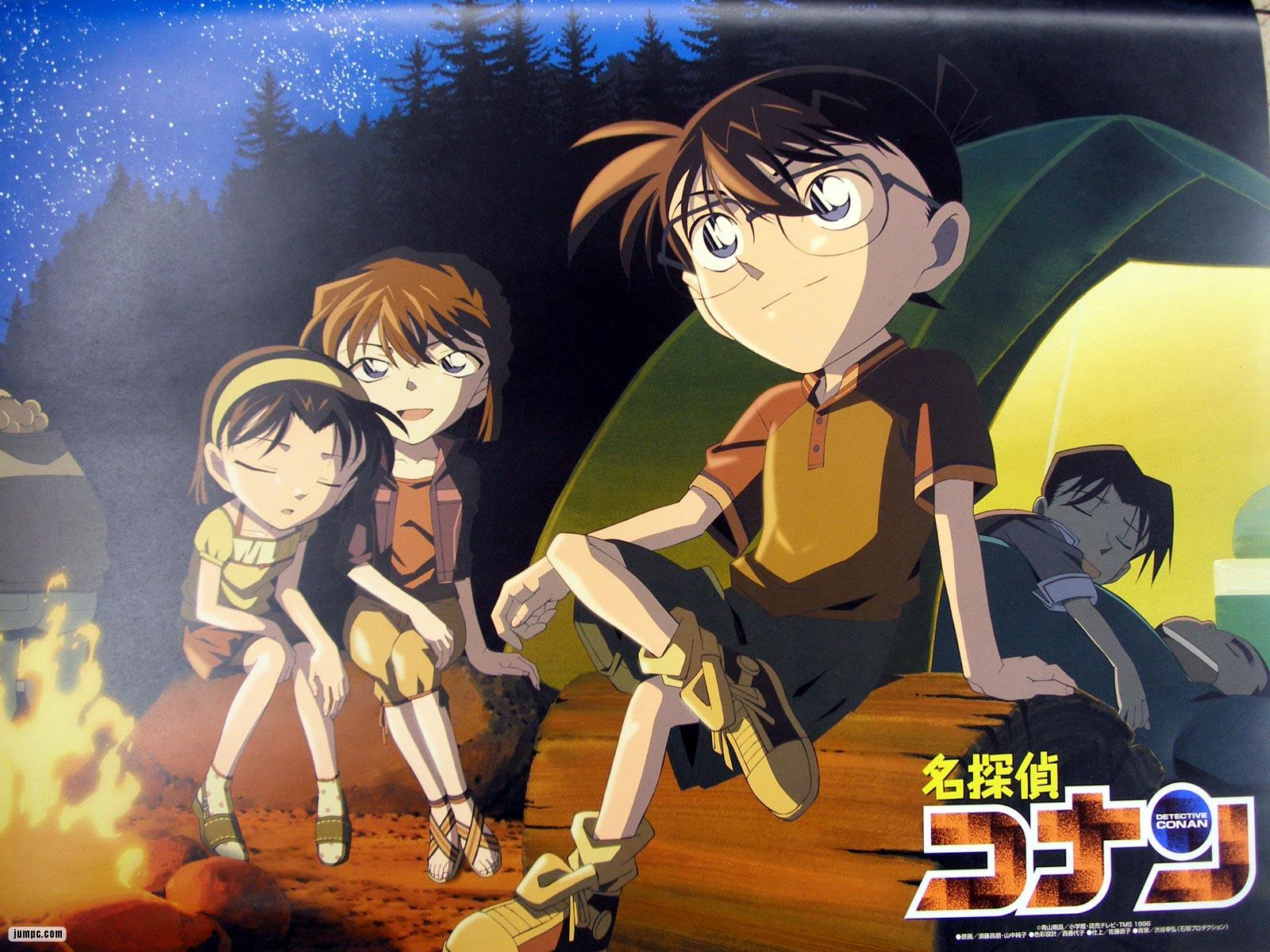 Detective Conan Wallpaper 1600x1200 Detective Conan 1600x1200