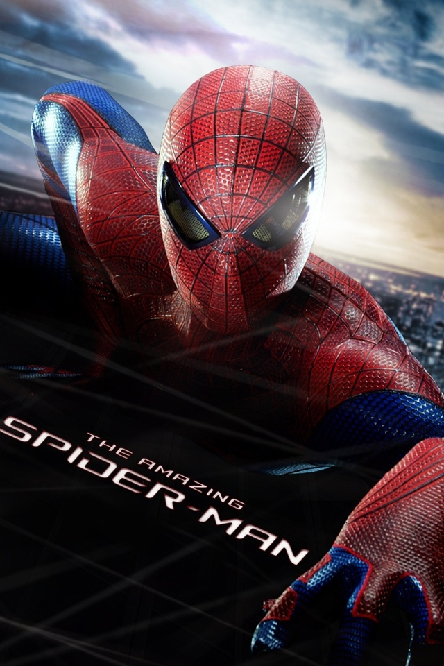 The Amazing Spider Man 2 iPhone 4 Wallpaper and iPhone 4S Wallpaper 640x960