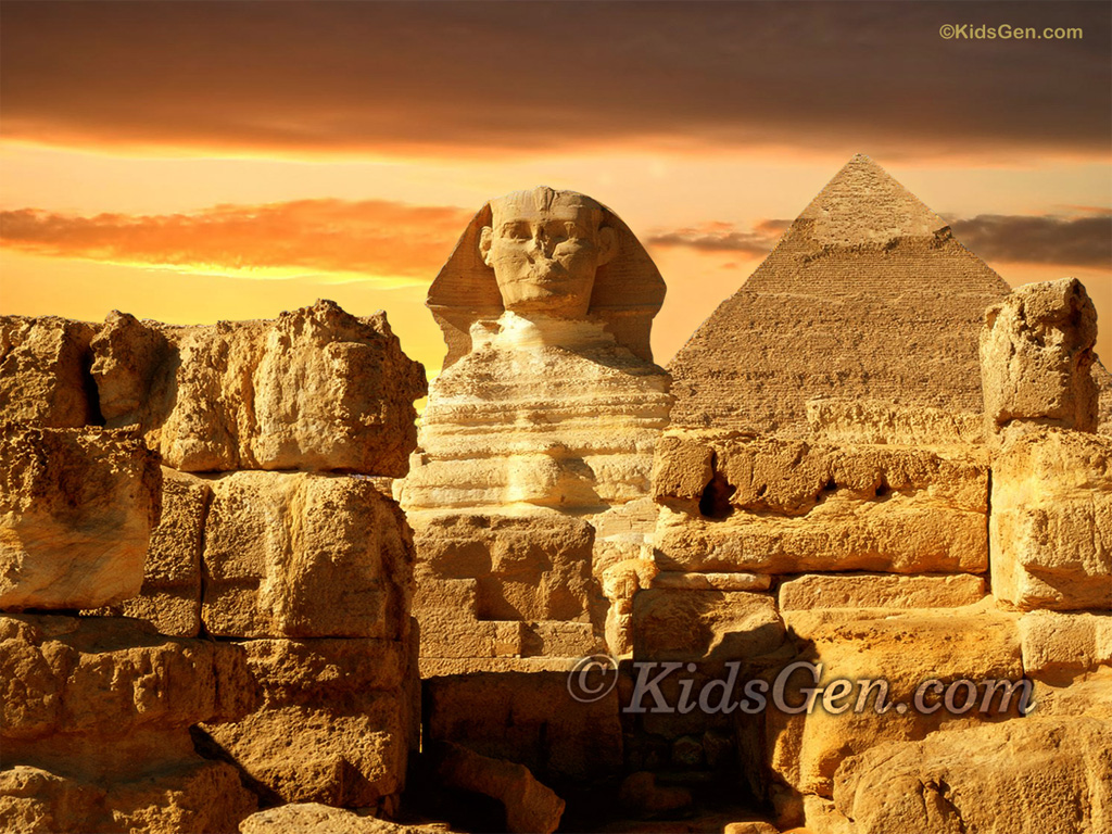 Wallpapers on Ancient Egypt 1024x768