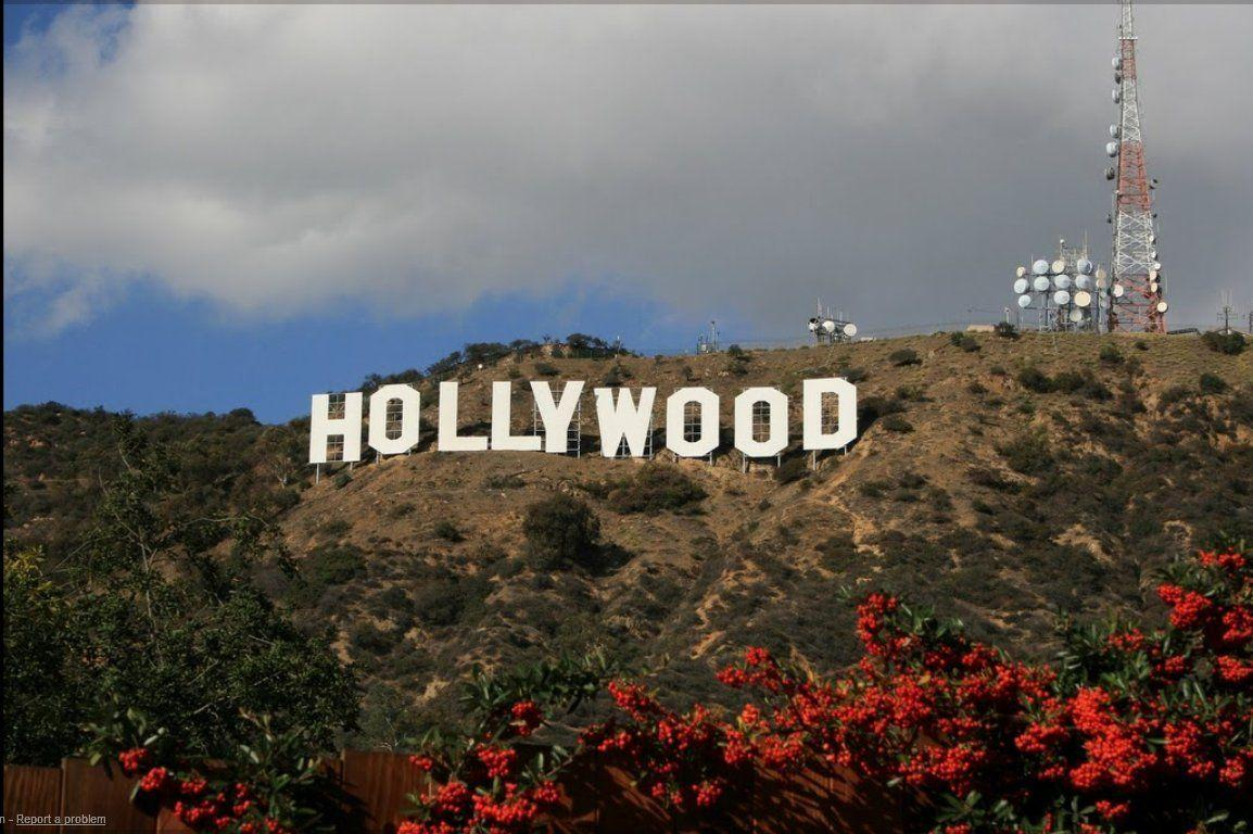 Hollywood Sign Wallpapers 1154x768