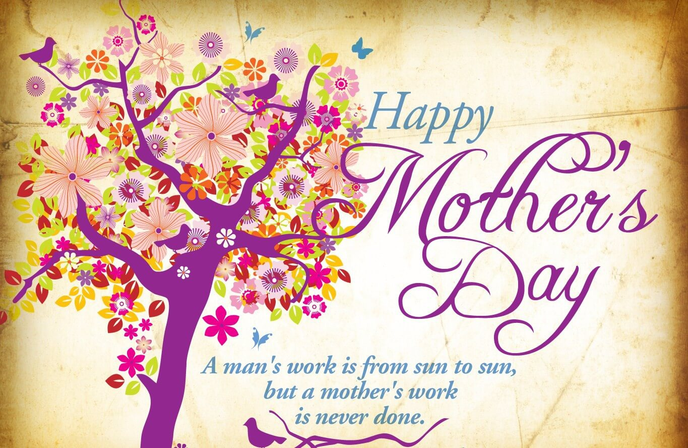 Mothers Day Wallpapers   HD WALLPAPERS 1365x888