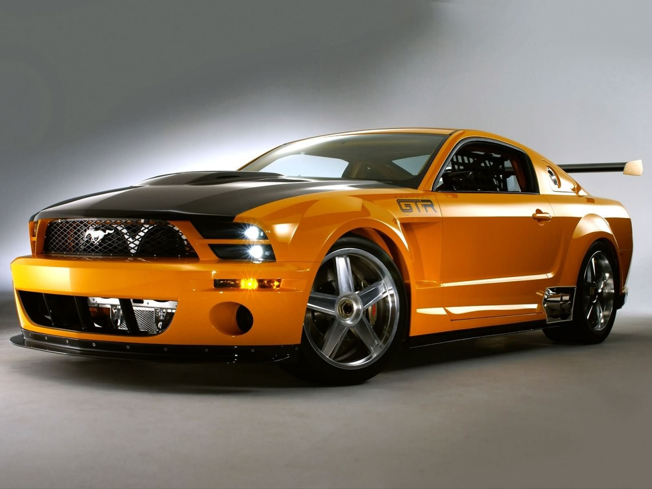 Ford Mustang GT R Wallpapers 1280x960
