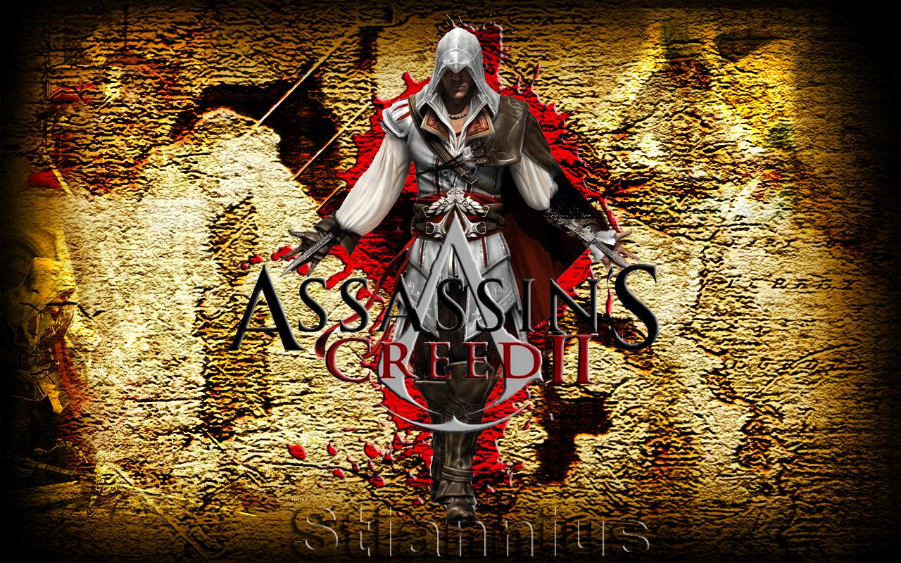 Assassins Creed Ezio Wallpapers Hd