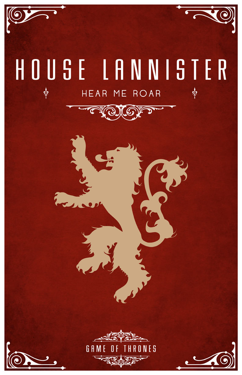 Free Download Game Of Thrones House Lannister Wallpaper Game Of