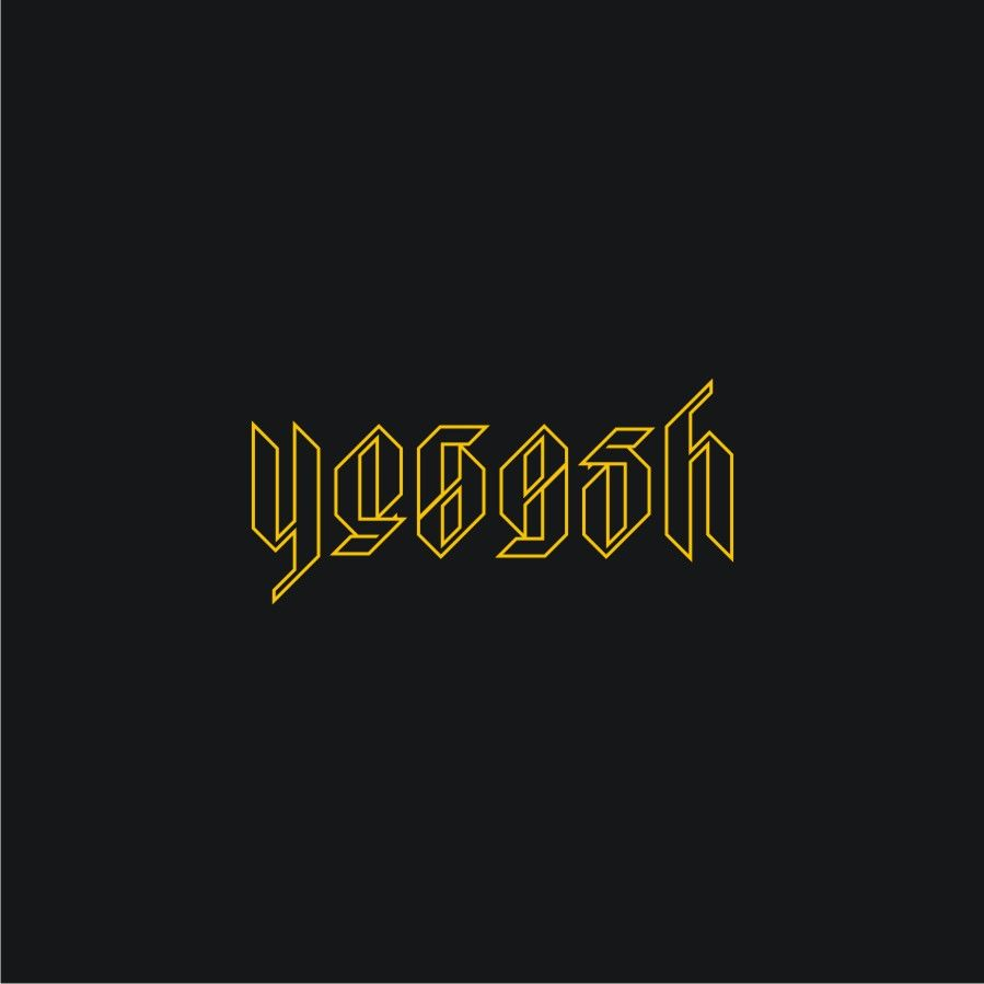 Ambigram For The Word yogesh   Graphic Design Wallpaper 899x899