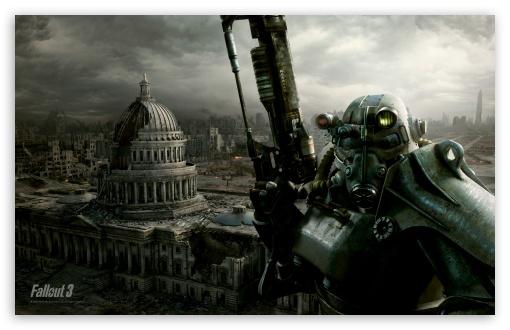 Fallout 3 HD wallpaper for Standard 43 54 Fullscreen UXGA XGA SVGA 510x330
