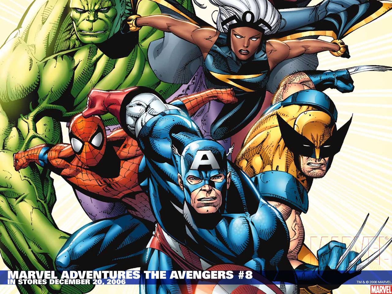 Marvel Avengers Desktop Wallpaper Wallpapersafari