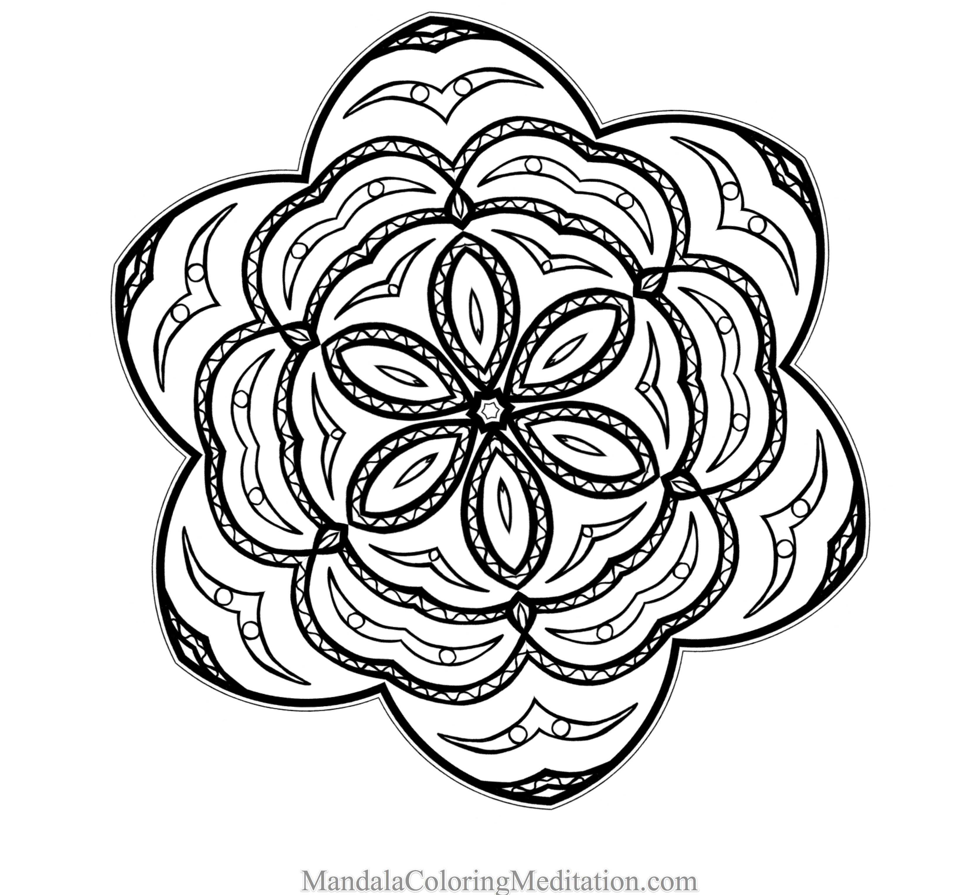 Best mandala coloring pages - Free Printable Coloring Pages Of Zacchaeus Best Coloring Pages