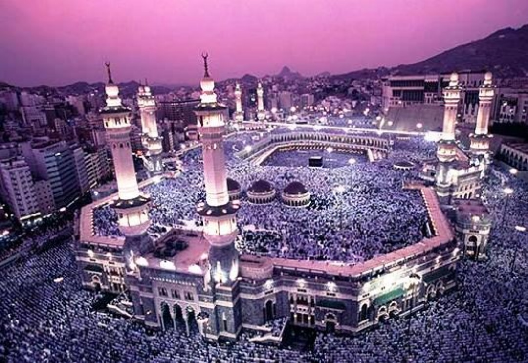 Mecca Makkah Beautiful Pictures wallpapers Photos Images Collection 1080x743