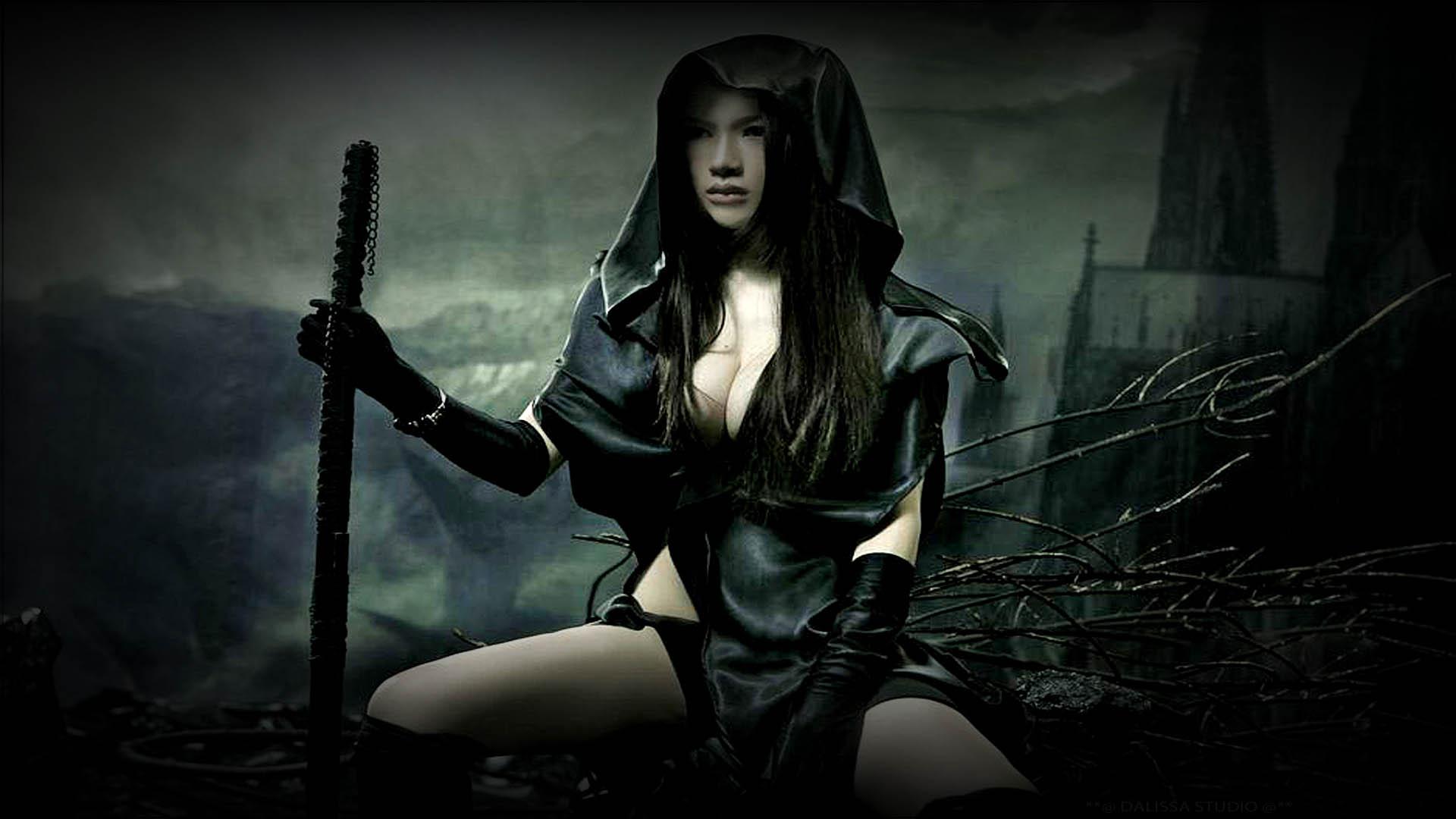 Gothic warrior women hentai galleries