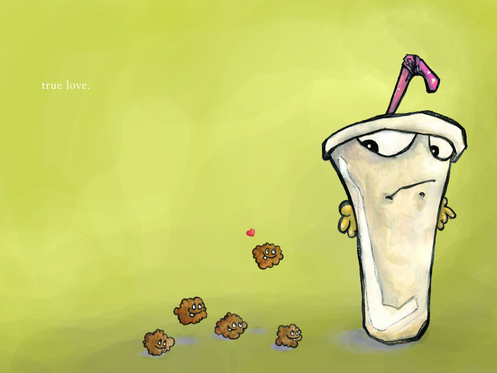 Aqua Teen Hunger Force Computer Wallpapers Desktop 1600x1200