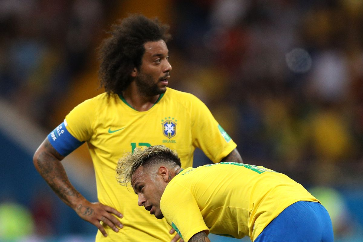 Marcelo captains Brazil to a draw as they struggle against 1200x800