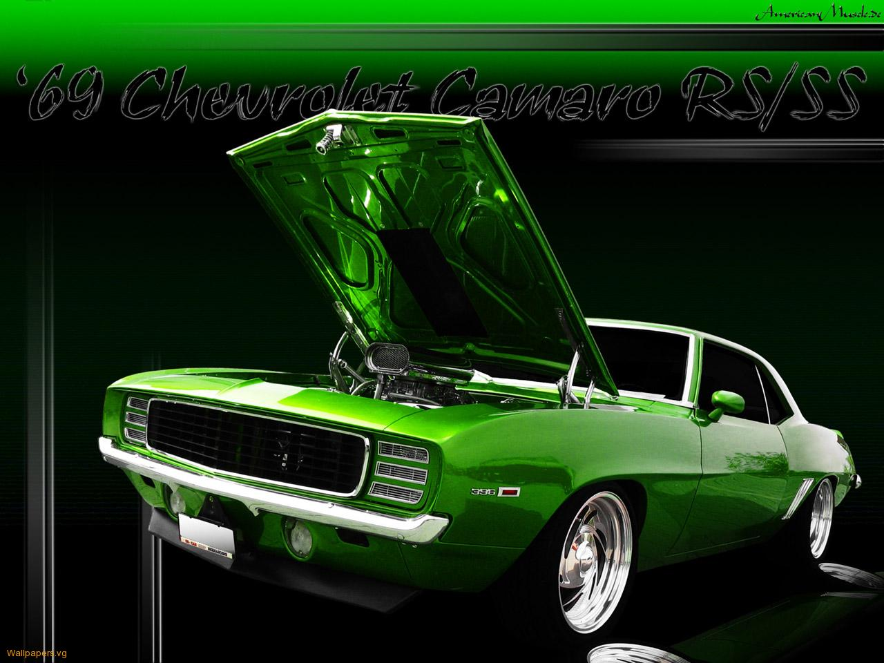 1969 Camaro Wallpapers And Screensavers Wallpapersafari