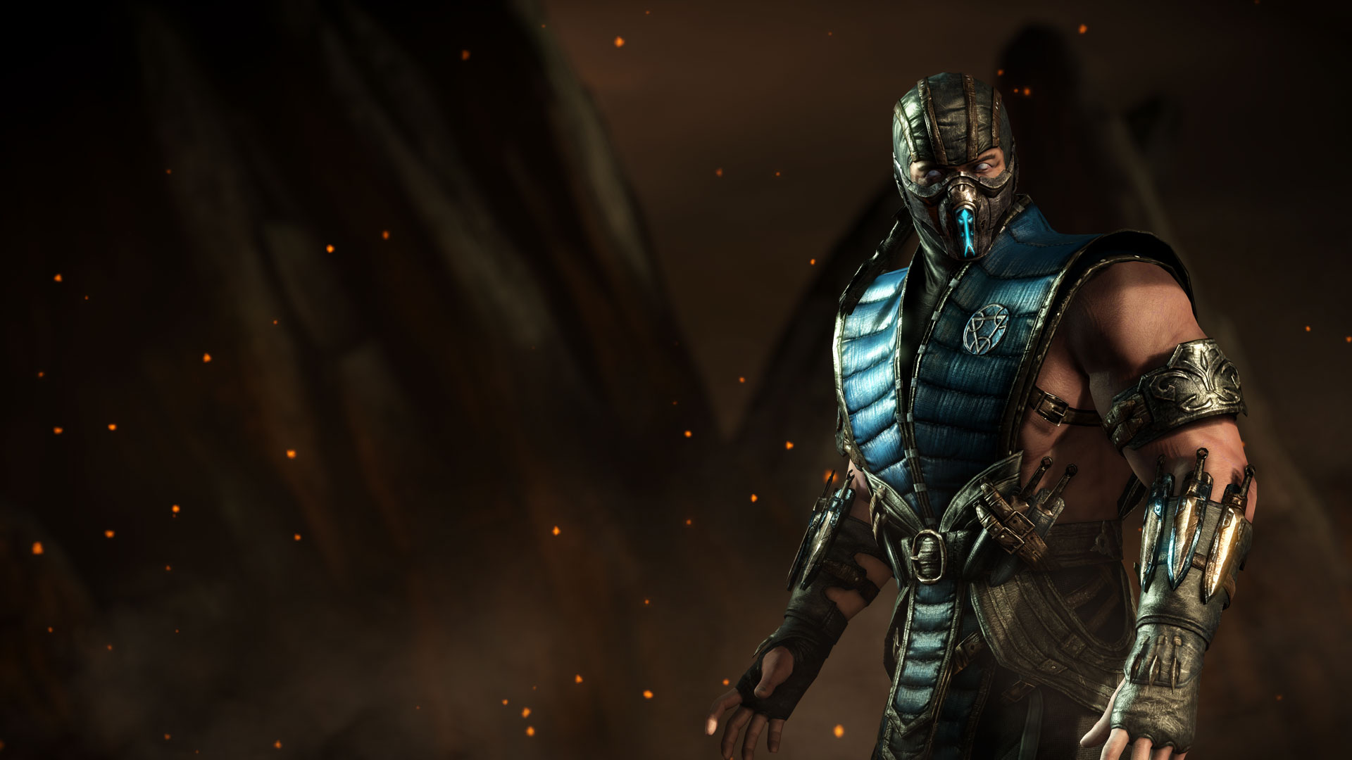 MKWarehouse Mortal Kombat X Sub Zero 1920x1080