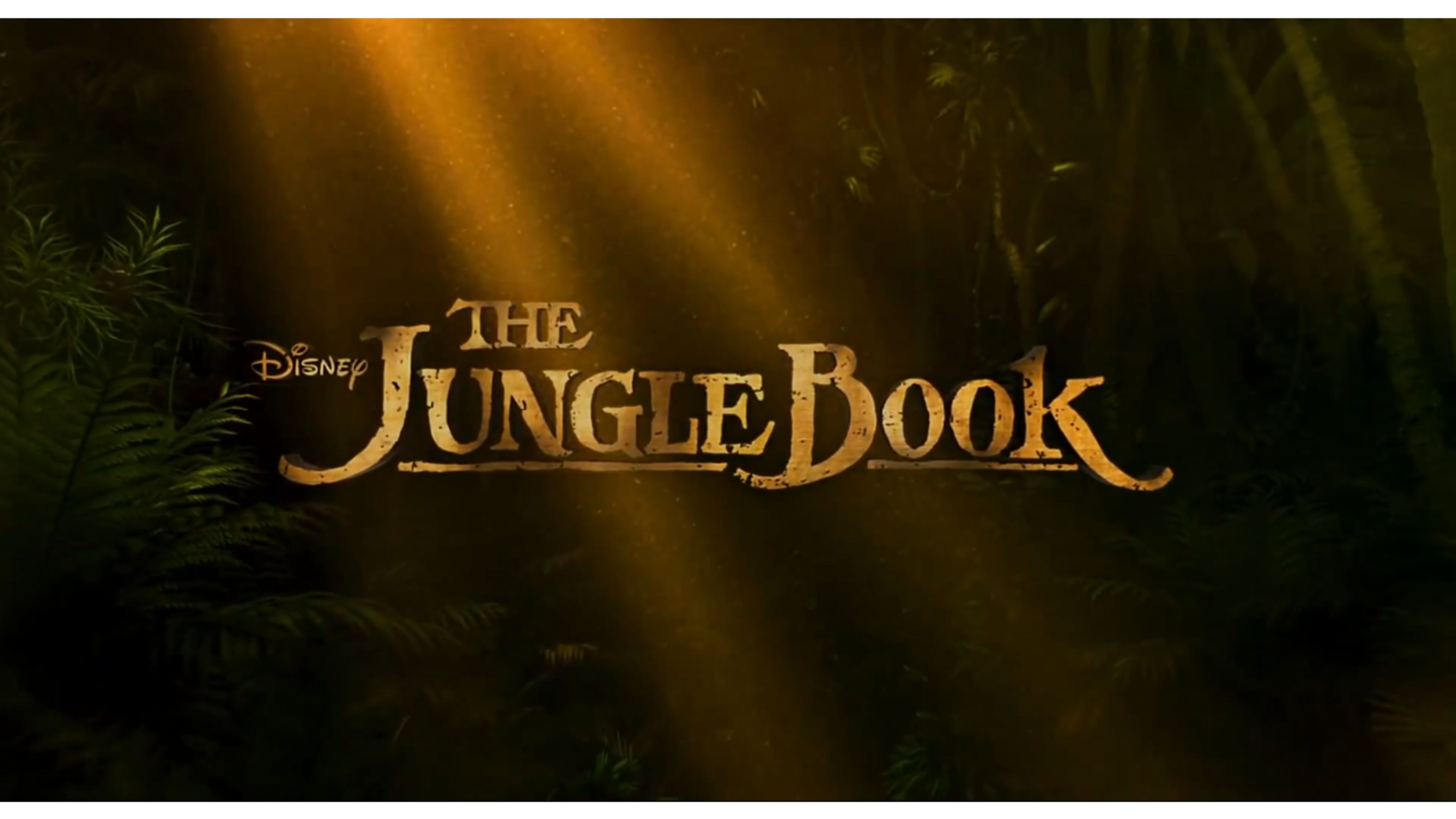 3840x2160px jungle book wallpaper - wallpapersafari