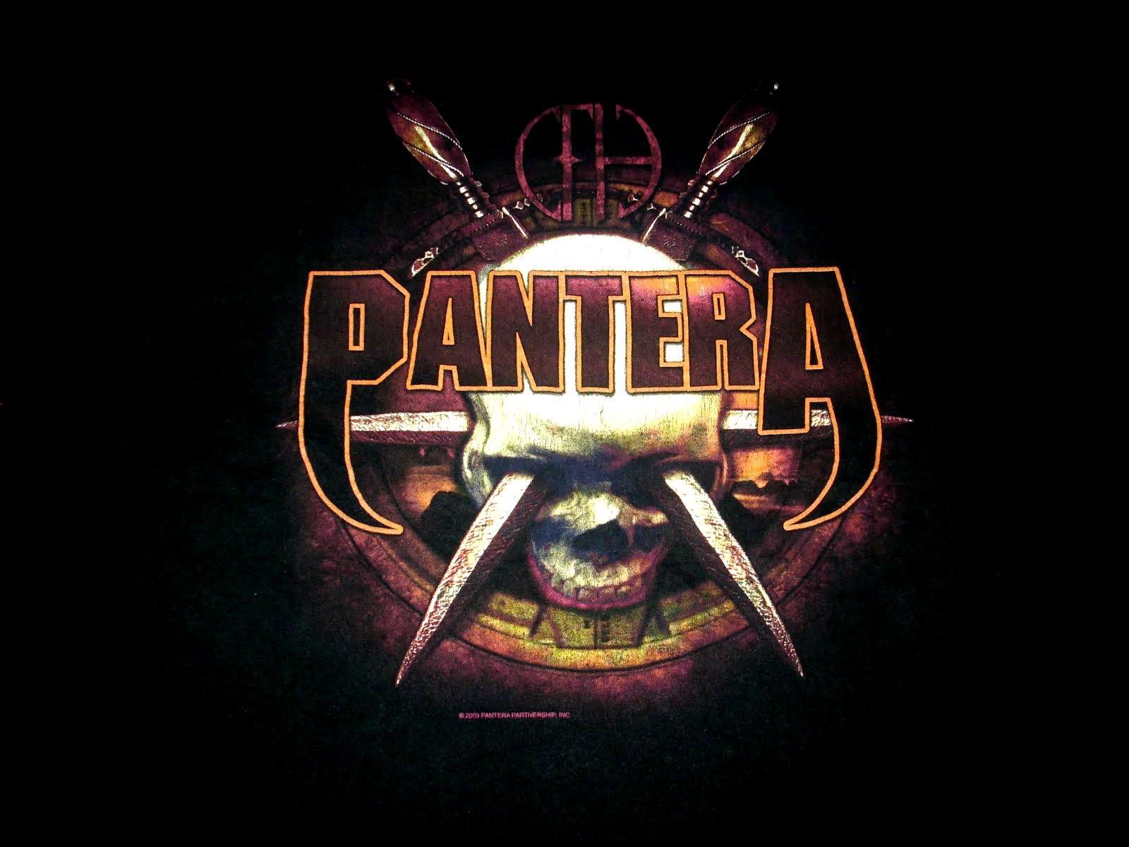 PANTERA thrash metal heavy dark skull g wallpaper 1600x1200 302655 1600x1200