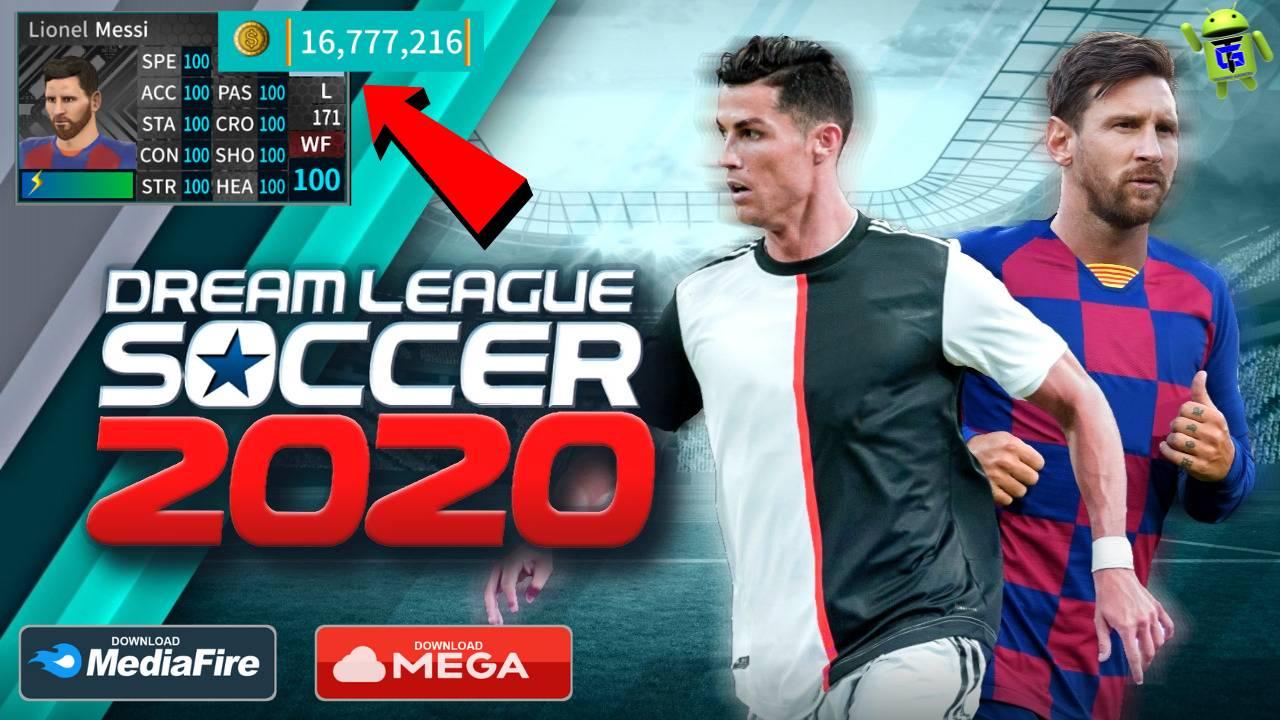 Lionel Messi Para Dream League Soccer 2019 1280x720