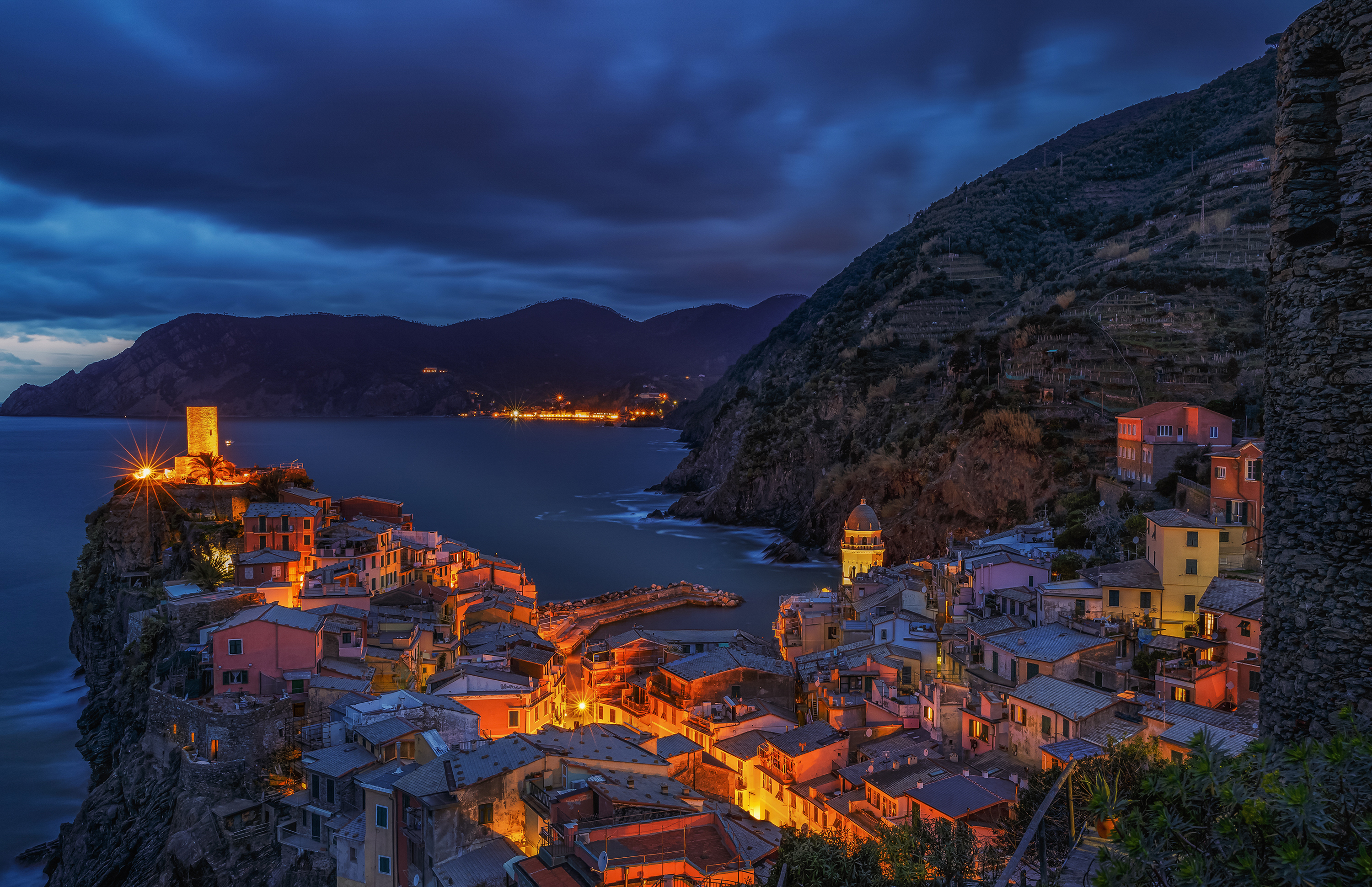 30 Vernazza HD Wallpapers Background Images 3000x1940