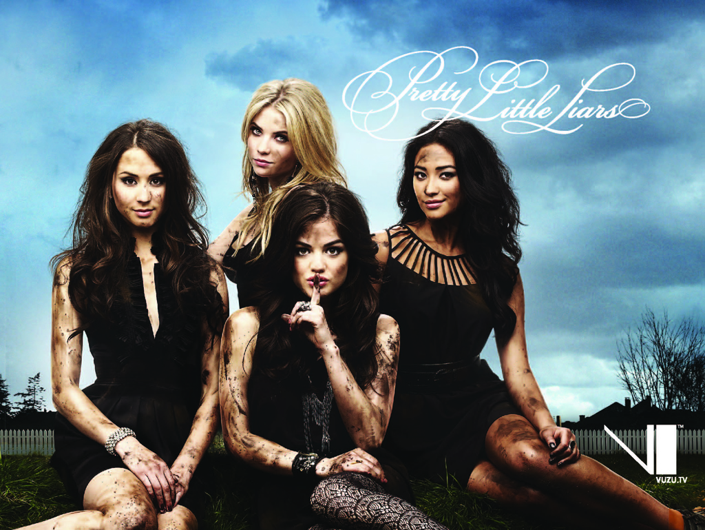 Pretty Little Liars   Never Trust A Pretty Girl With An 1024x769