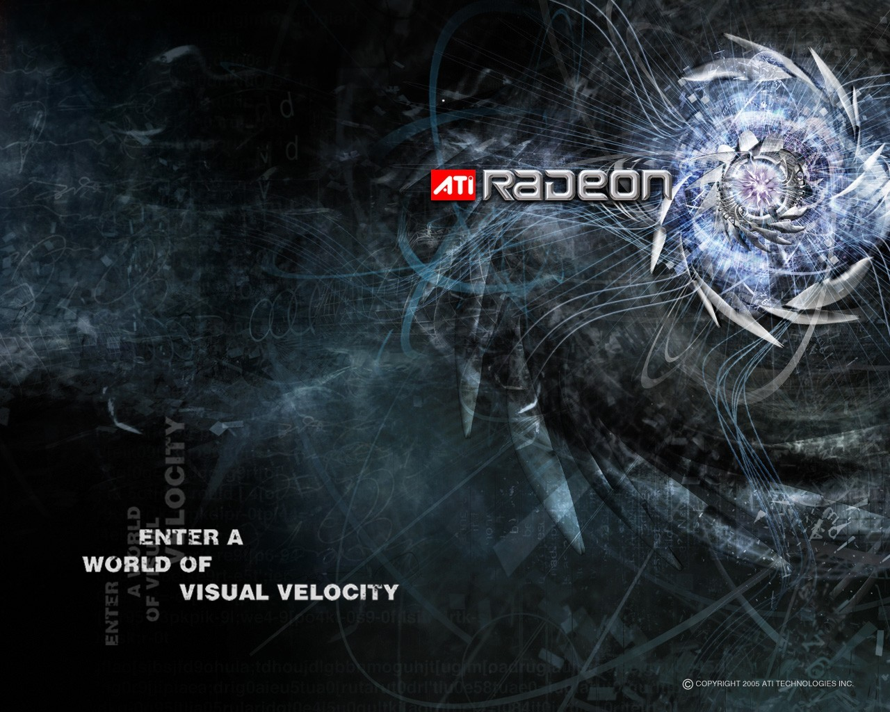 Wallpapers download backgrounds pictures images ati radeon 1280x1024