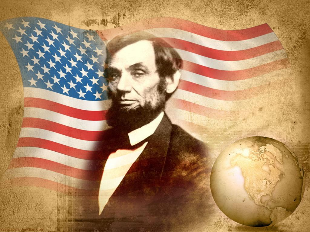 Abraham Lincoln Wallpapers 1024x768