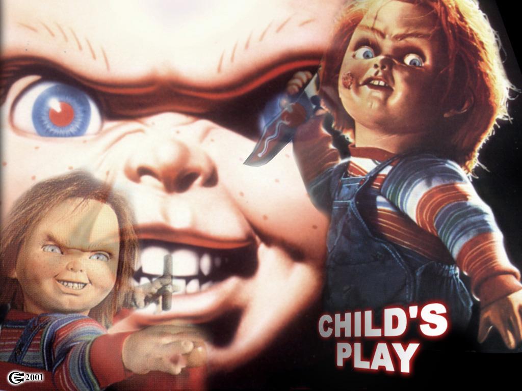 Childs Play   Chucky Wallpaper 96736 1024x768