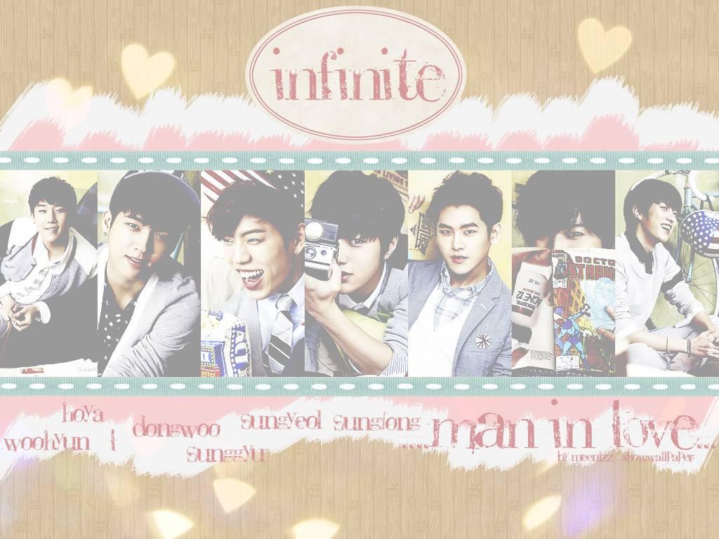 INFINITE   Kpop Wallpaper 35918730 1024x768
