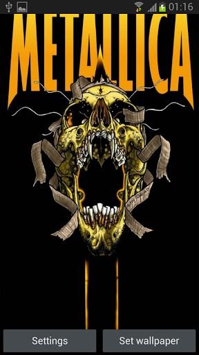 49+ Metallica Phone Wallpaper on WallpaperSafari