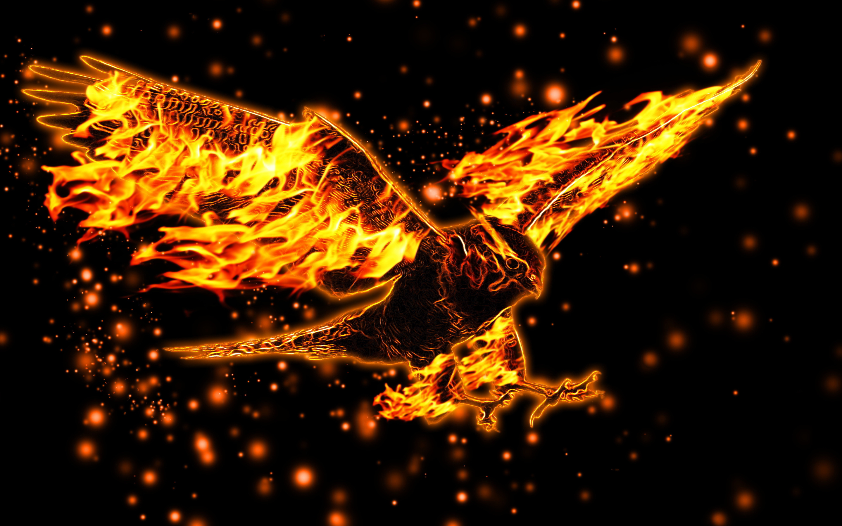Fire Wallpapers Best Wallpapers 2880x1800