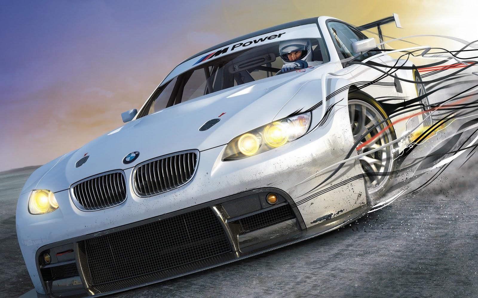 Car Drifting Wallpaper 1600x1000