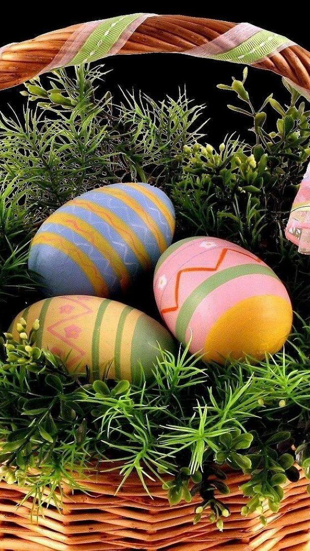 Easter Eggs Ideas   Download Easter Eggs iPhone 5 HD 640x1136