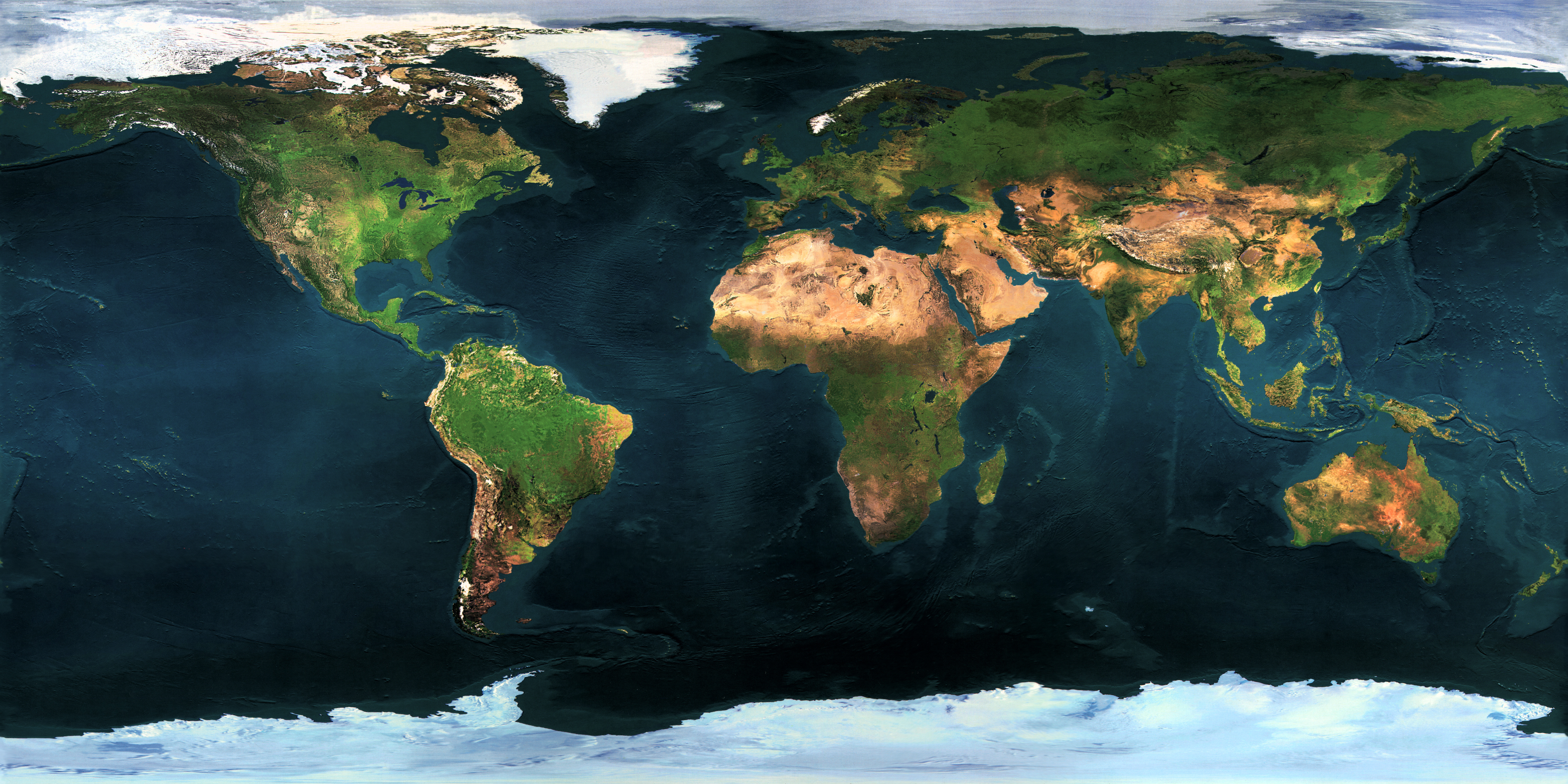 earth satellite map earth satellite mapjpg 6400x3200