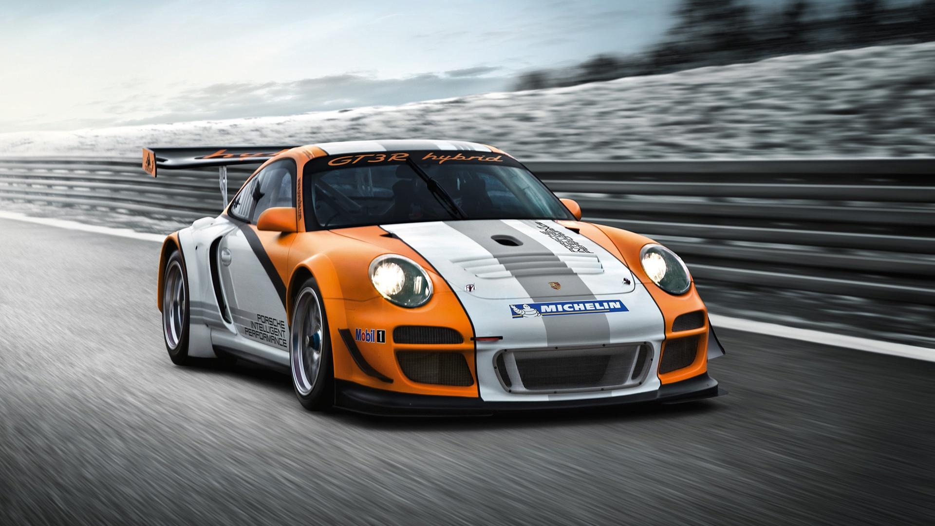 Porsche GT3 Rybrid HD Wallpapers 1080p Cars HD Wallpapers Source 1920x1080