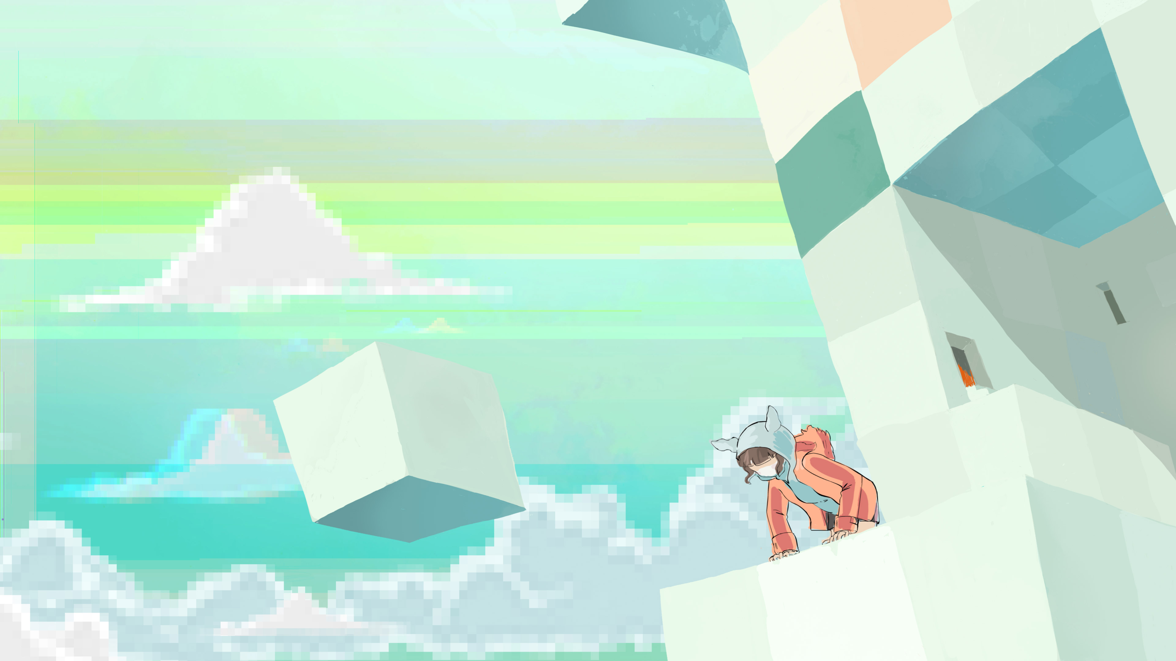 HQFX Wallpapers Porter Robinson for Desktop 29 3840x2160