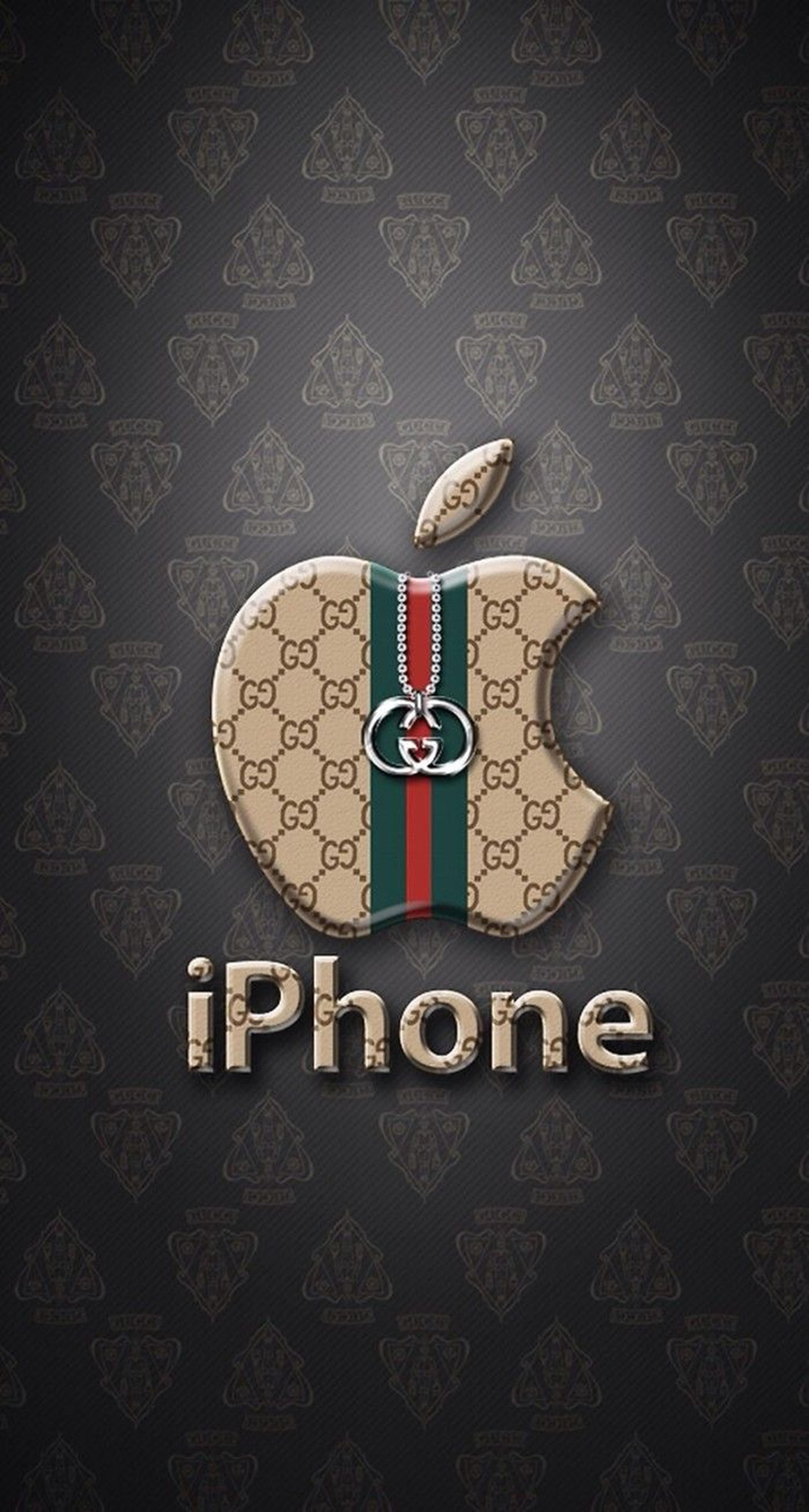 48 Gucci Iphone Wallpaper Supreme On Wallpapersafari