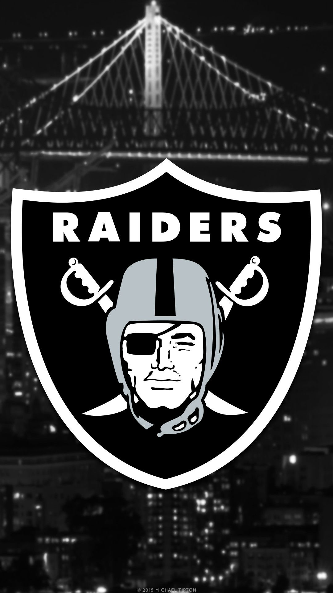 Oakland Raiders iPhone Wallpapers   Top Oakland Raiders 1080x1920