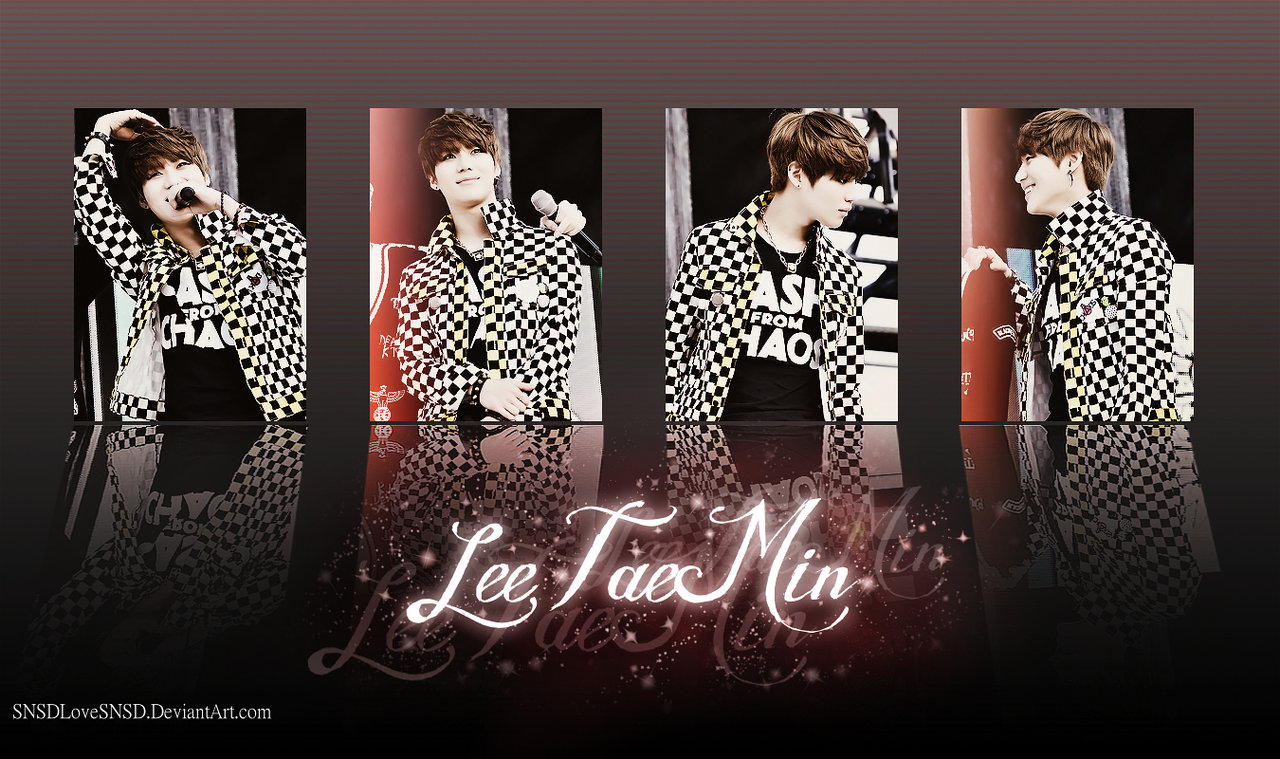 Lee TaeMin Wallpaper by SNSDLoveSNSD 1280x759