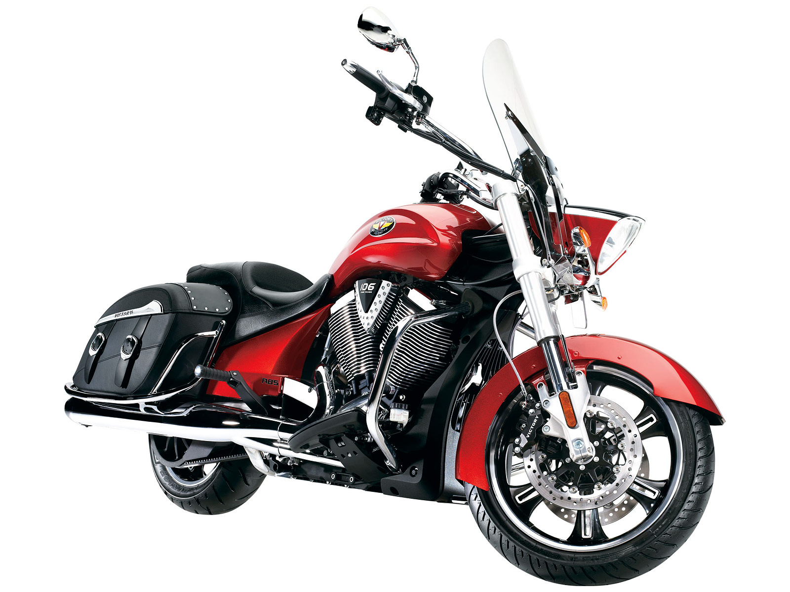 2012 Victory Cross Roads motorcycle desktop wallpaper 2jpg 1600x1200