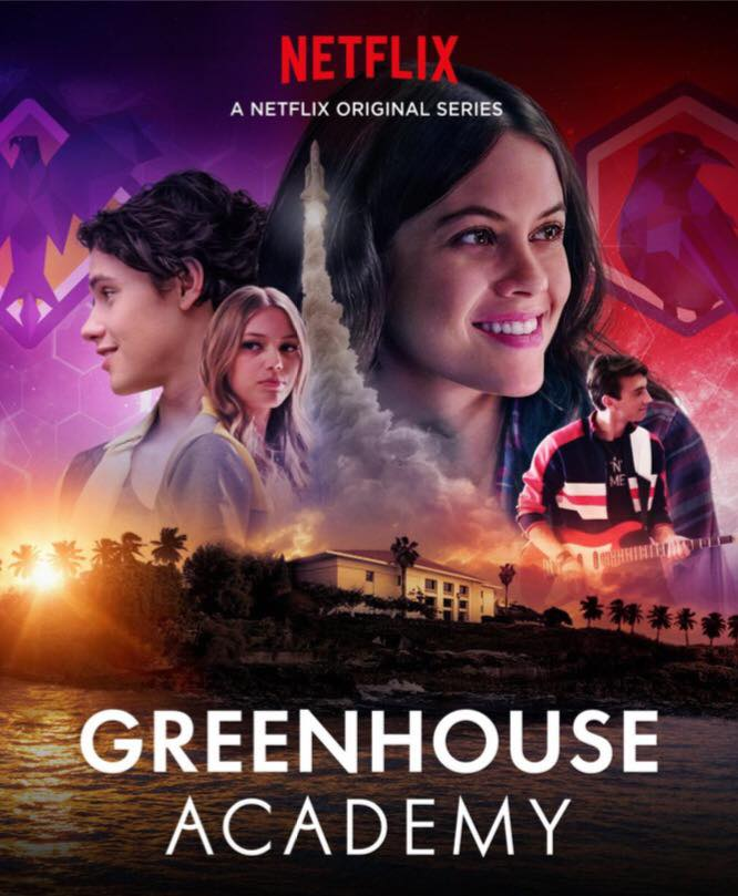 Greenhouse Academy TV Series 2017   IMDb 666x809