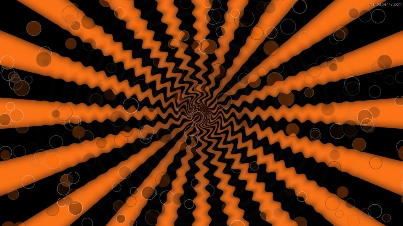 Orange Abstract Wallpaper Tops Wallpapers Gallery 1280x720