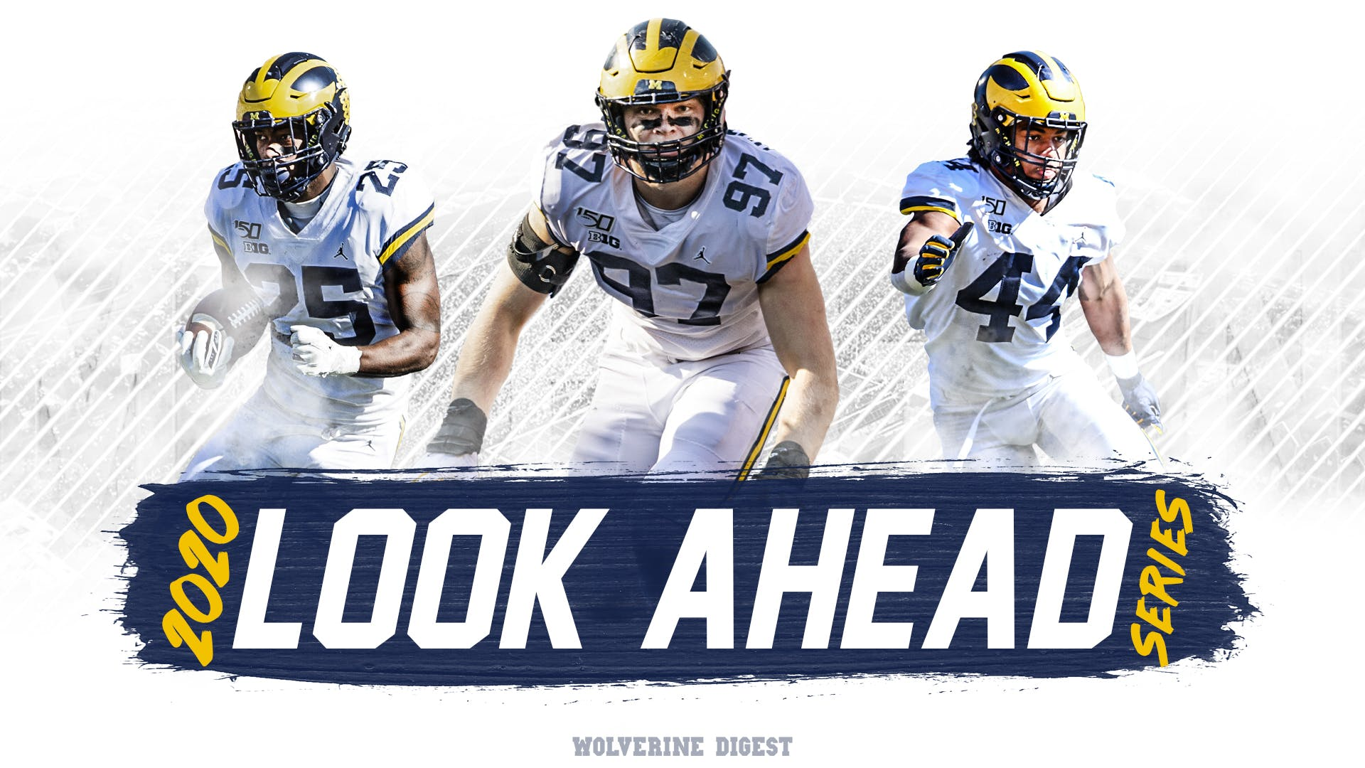 Michigan Wolverines Football 2020 Look Ahead Hub 1920x1080