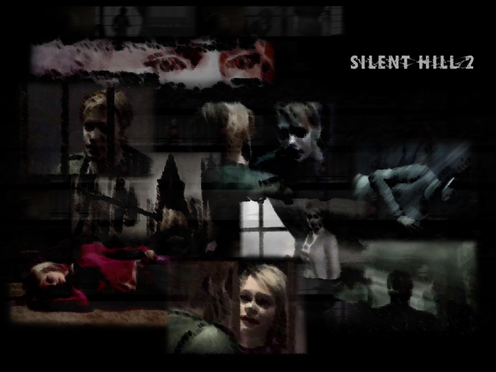 Free Download Silent Hill 2 Wallpaper By Neo Zeta 1024x768 For