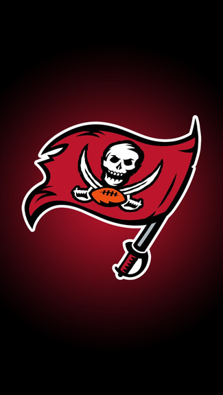 Nfl Tampa Bay Buccaneers Iphone 5c 5s Wallpaper 325x576