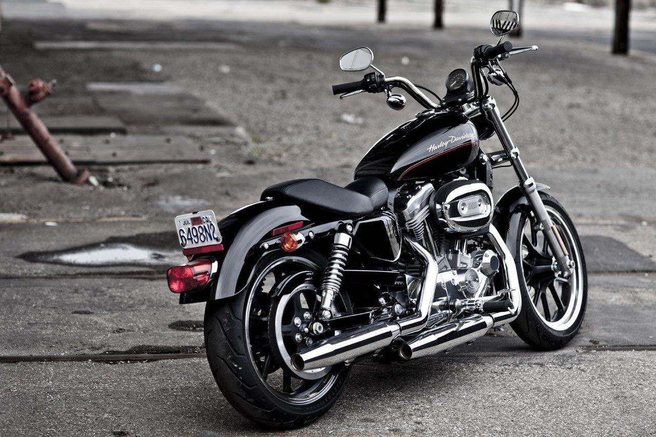 Harley Davidson Sportster Wallpapers 1280x853
