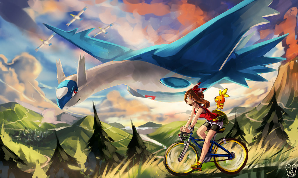 Free Download Pokemon Oras Welcome Back By Sa Dui 1024x614 For Your Desktop Mobile Tablet Explore 50 Pokemon Oras Wallpaper Wallpaper Pokemon X Y Pokemon Wallpaper Iphone Pokemon Alpha Sapphire Wallpaper