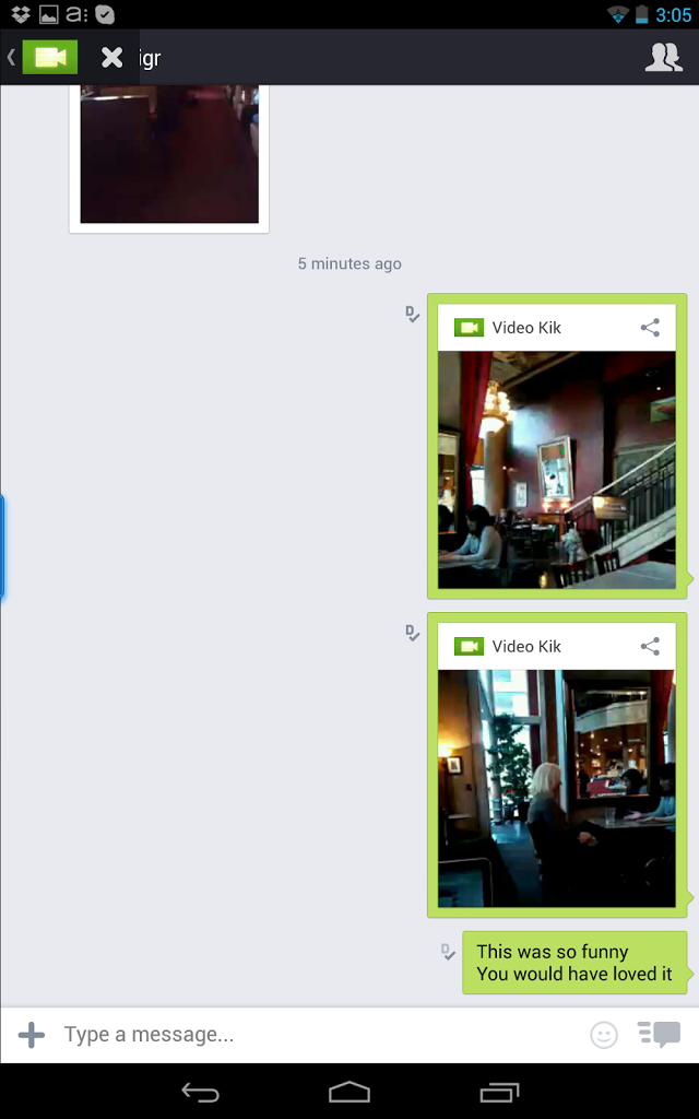 how to find friends on kik messenger