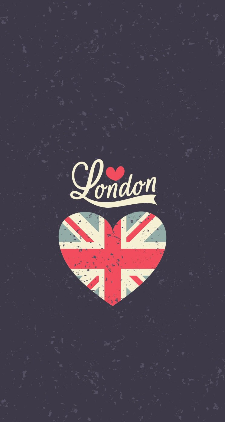 Free Download Love London The Iphone Wallpapers 744x1392 For