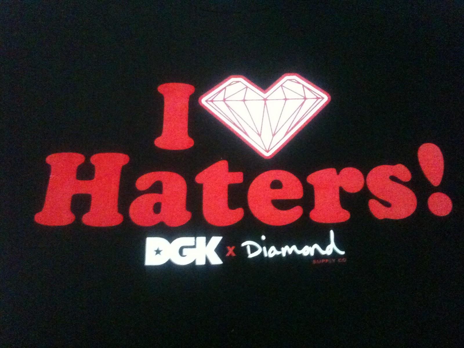 Dgk Wallpaper I Love Haters Dgk wallpaper i love haters 1600x1200